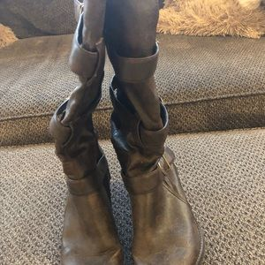 Candies mid-calf boots